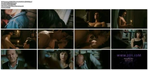 Bárbara Lennie nude topless and sex - Obaba (ES-2005) (1)