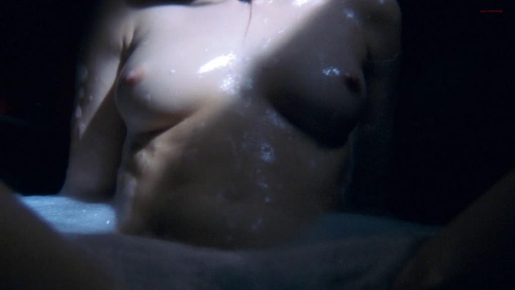 Cherilyn Wilson nude topless and Madison Bauer nude side boob - Chain Letter (2010) hd1080p (1)