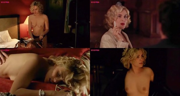 Emmanuelle Seigner nude topless and hot sex - Os Imortais (PT-3003)