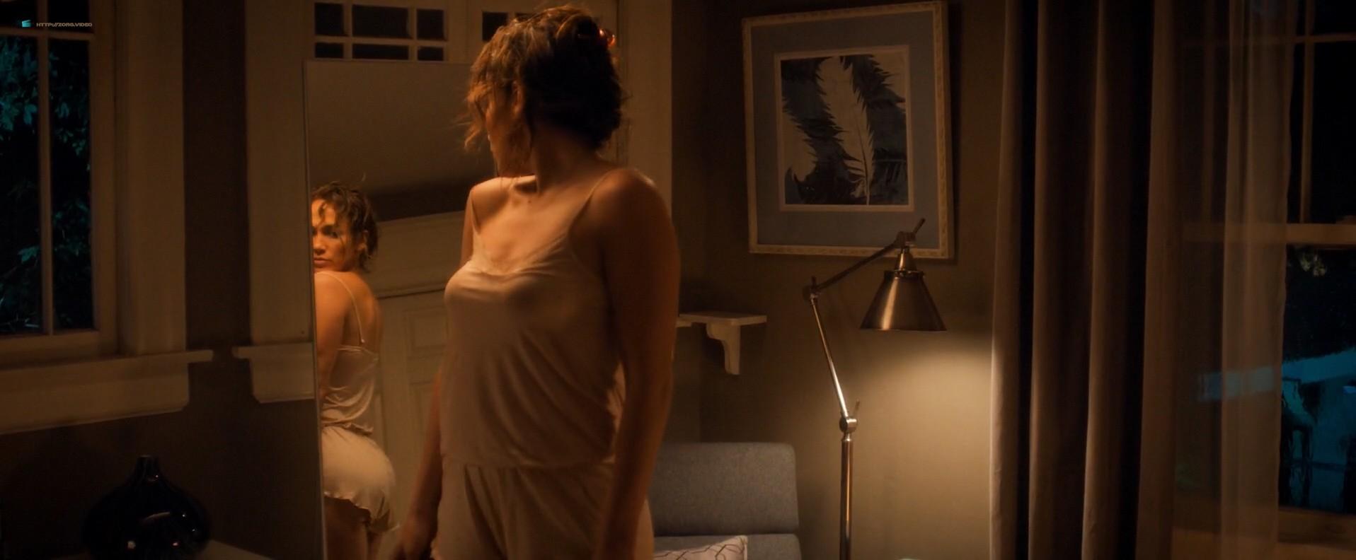 Jennifer Lopez hot sex scene and Lexi Atkins nude sex - The Boy Next Door (2015) HD 1080p (13)