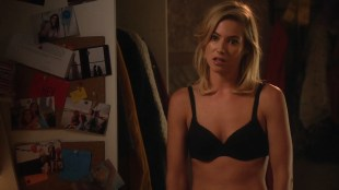 Laura Ramsey hot and sexy in bra and panties - Hindsight (2015) s1e1-2-7 hd1080p