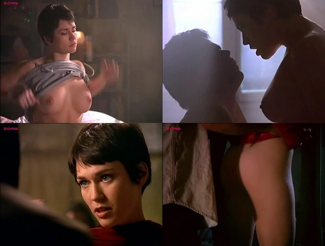 Marie-Josee Croze nude topless and sex - The Hunger s1e17 (TV-1998)