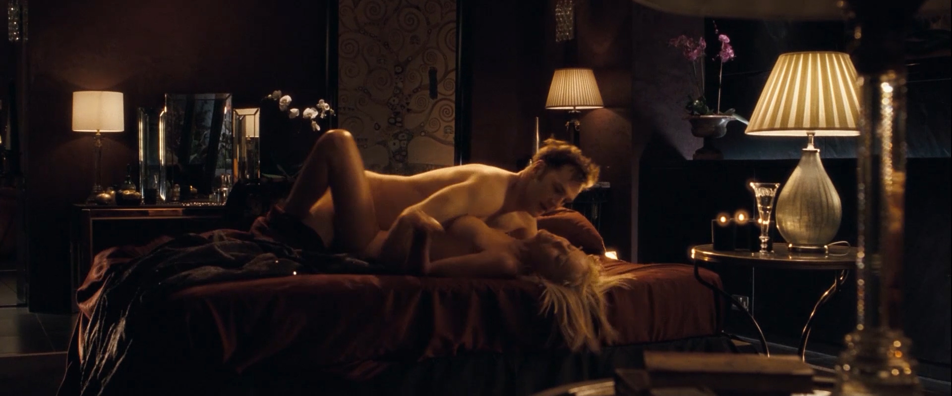 Sharon Stone nude topless sex and Flora Montgomery nude - Basic Instinct 2 (2006) hd1080p (1)