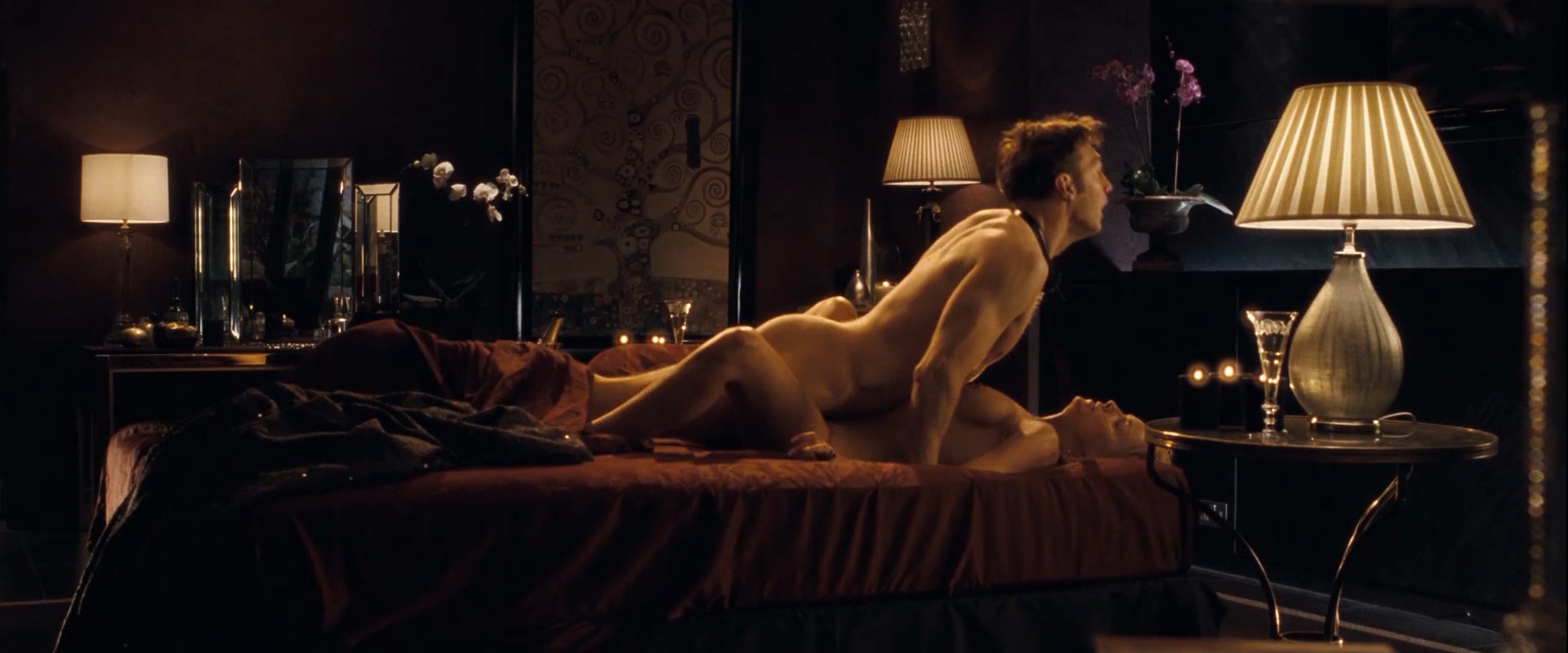 Sharon Stone nude topless sex and Flora Montgomery nude - Basic Instinct 2 (2006) hd1080p (16)