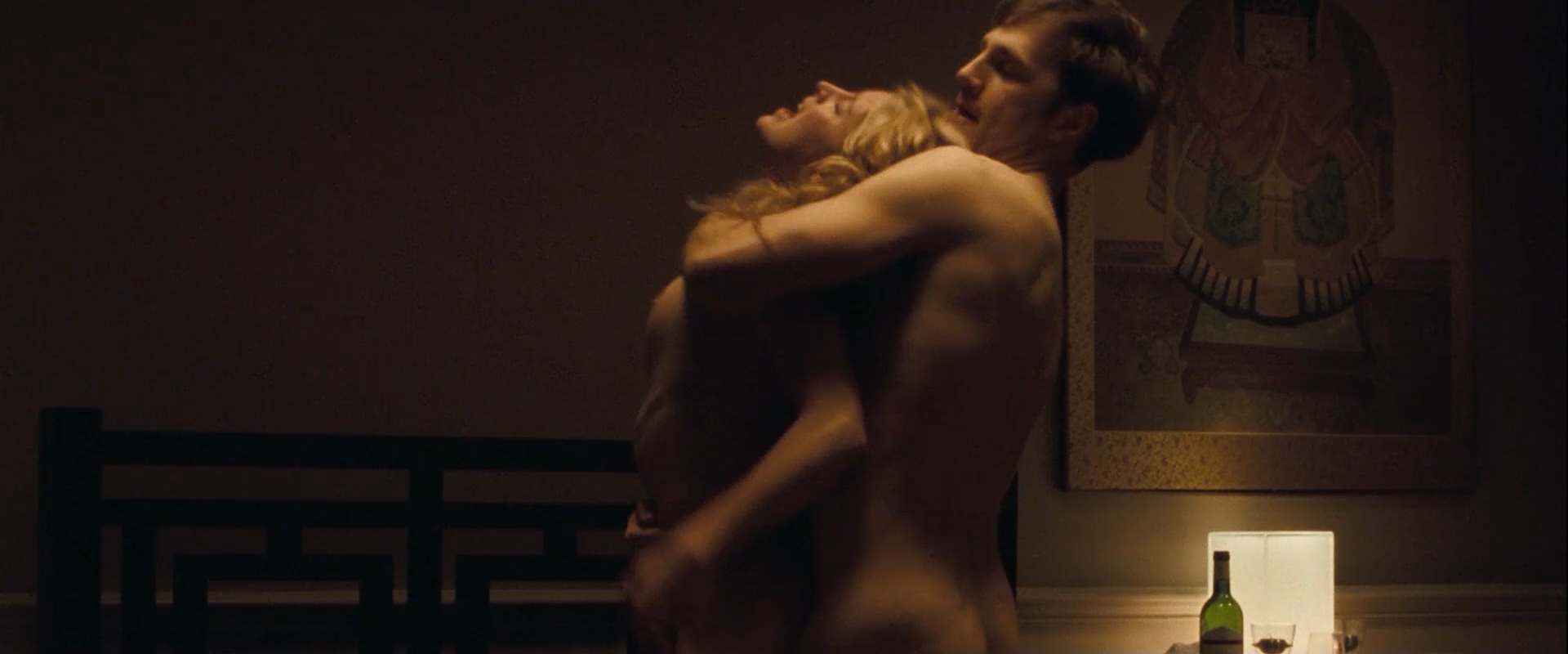 Sharon Stone nude topless sex and Flora Montgomery nude - Basic Instinct 2 (2006) hd1080p (5)