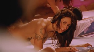 Sook-Yin Lee and Shanti Carson nude explicit real sex and Lindsay Beamish nude - Shortbus (2006) hd1080p (14)