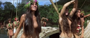 Tevaite Vernette nude topless wet and very hot - The Bounty (1984) hd1080p