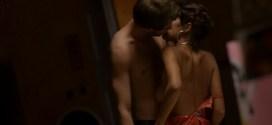 Valeria Solarino nude side boob - Holy Money (IT-2009)