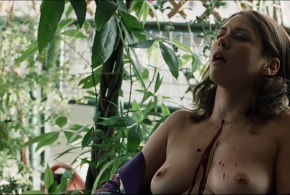 Marie-Josée Croze nude topless and bush - Munich (2005) hd1080p (9)