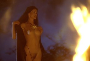 Elisabeth Brooks nude full frontal and Beverly Warren nude bush and topless - The Howling (1981) hd1080p (3)
