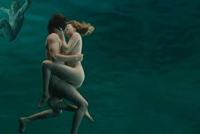Evan Rachel Wood nude topless skinny dipping and very hot – Across the Universe (2007) hd1080p