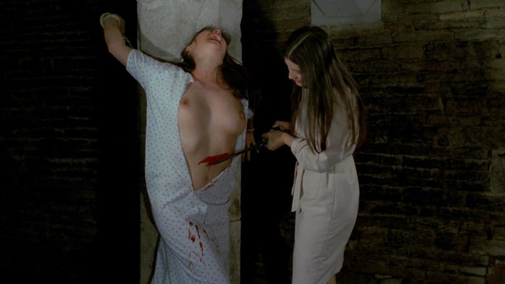 Françoise Blanchard nude full frontal and Patricia Besnard-Rousseau nude bush - The Living Dead Girl (FR-1982) hd1080p (32)
