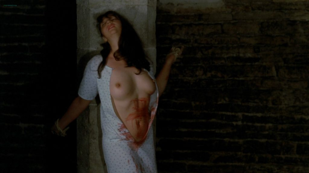 Françoise Blanchard nude full frontal and Patricia Besnard-Rousseau nude bush - The Living Dead Girl (FR-1982) hd1080p (30)