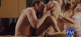 Jennifer Aniston hot and Malin Akerman hot pokies - Wonderlust (2012) hd1080p (13)