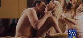 Jennifer Aniston hot and Malin Akerman hot pokies - Wonderlust (2012) hd1080p (13)