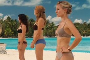 Kristen Bell hot Malin Akerman hot in bra and panties and others in bikinis – Couples Retreat (2009) hd1080p