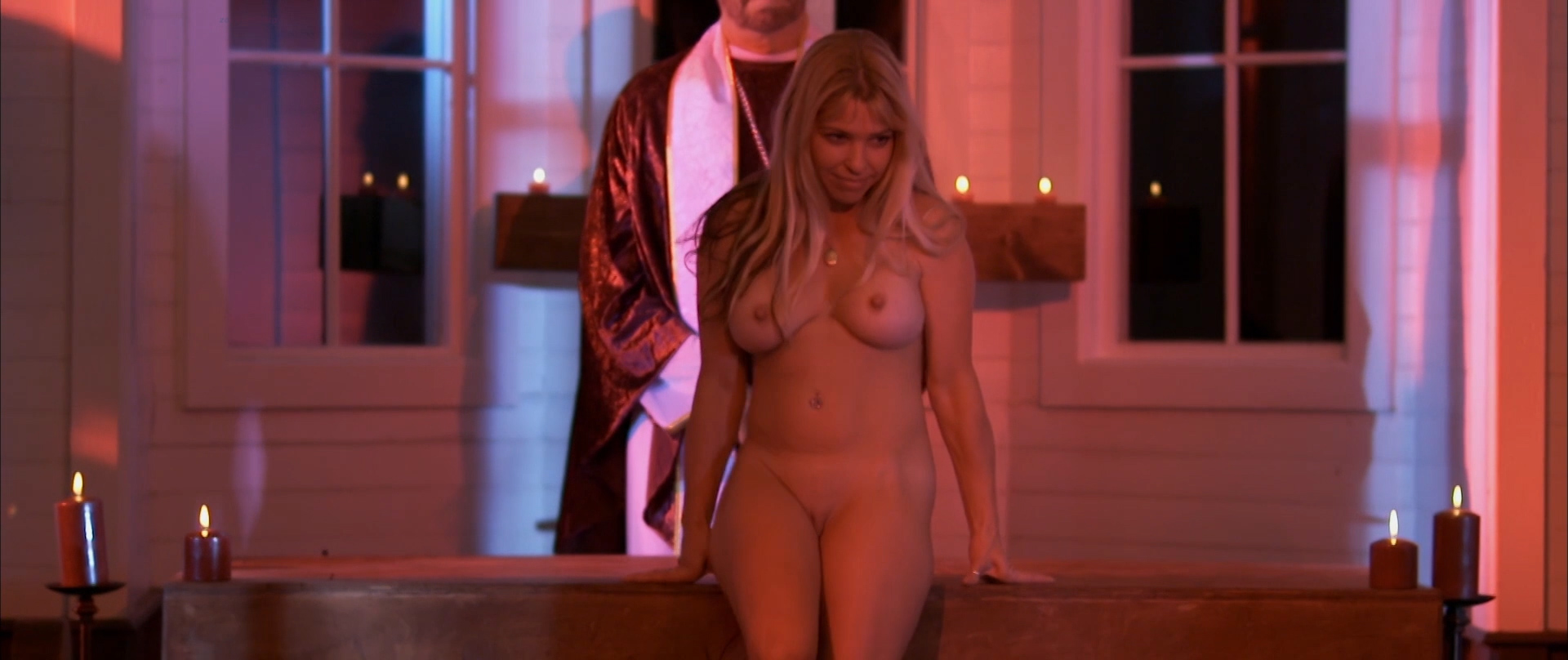 Krystyna Ahlers nude , Jennifer Worthington nude full frontal and others all nude - Girls Gone Dead (2012) hd1080p (10)
