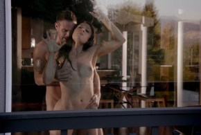 Leah Gibson nude and sex – Rogue (2013) s1e3 hd1080p