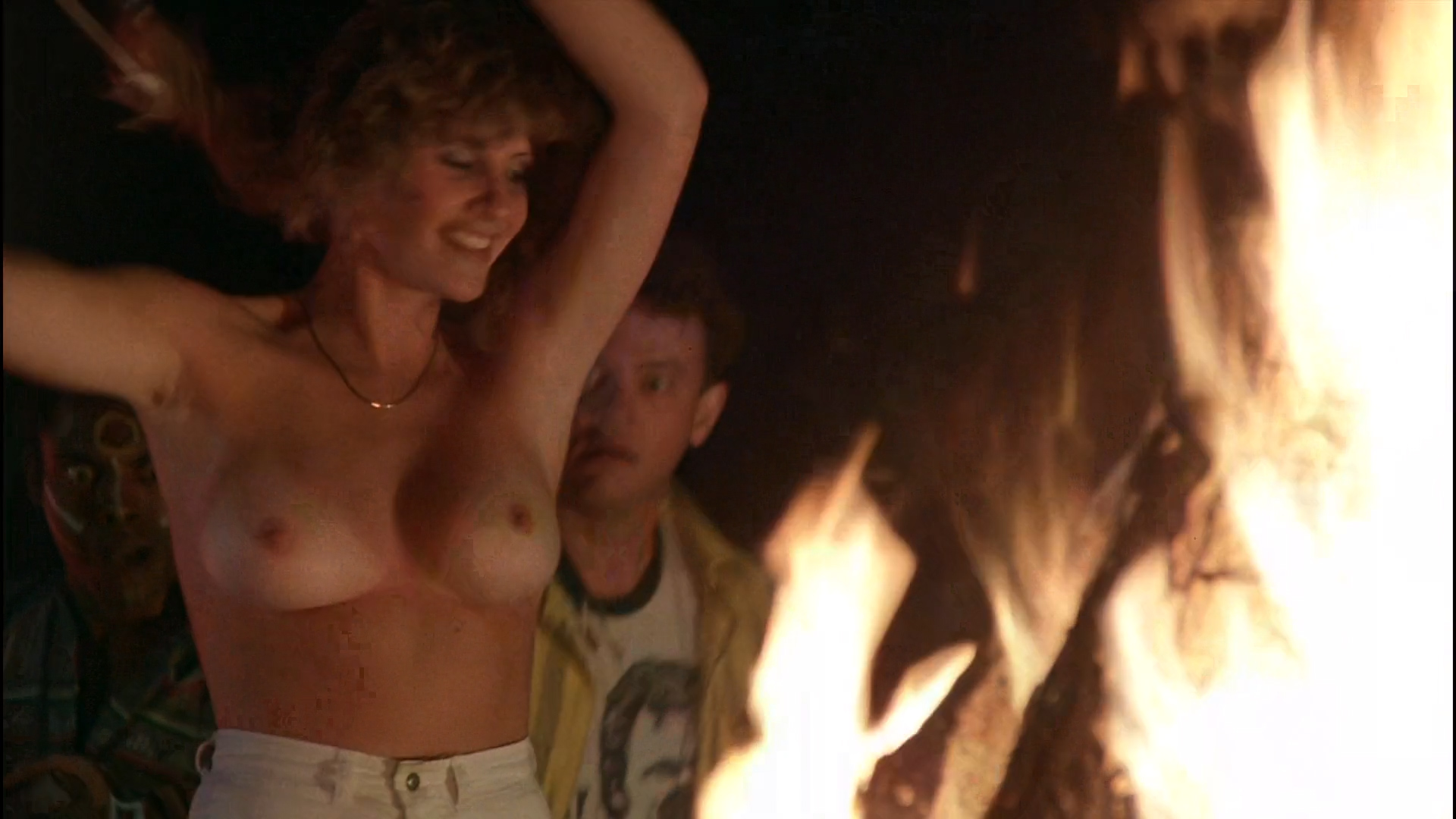 Leslie Easterbrook Hot Busty See Through Kim Cattrall Hot Pokies And