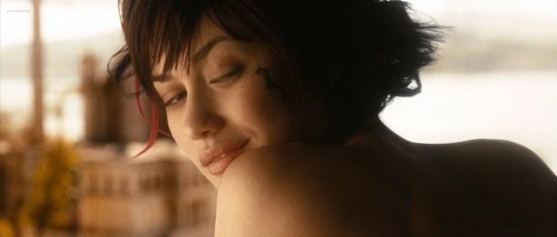 Olga Kurylenko nude full frontal and very hot - Hitman (2007) hd1080p (4)