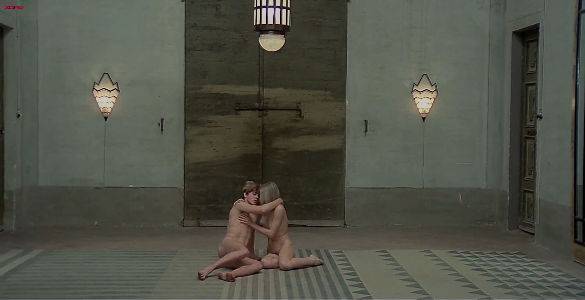 Renata Moar nude full frontal - Salo - 120 Days of Sodom (1975) hd1080p (9)
