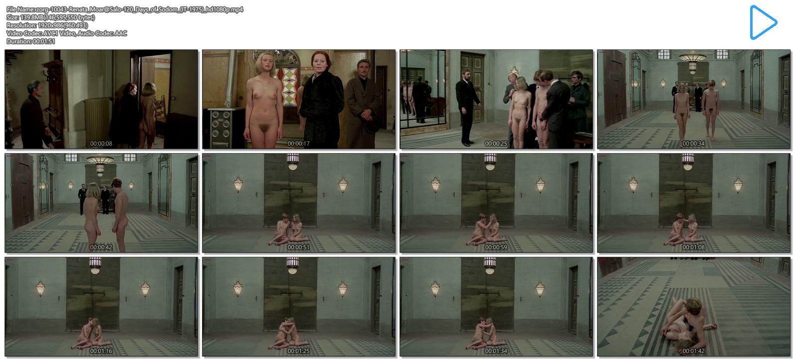 Renata Moar nude full frontal - Salo - 120 Days of Sodom (1975) hd1080p (7)