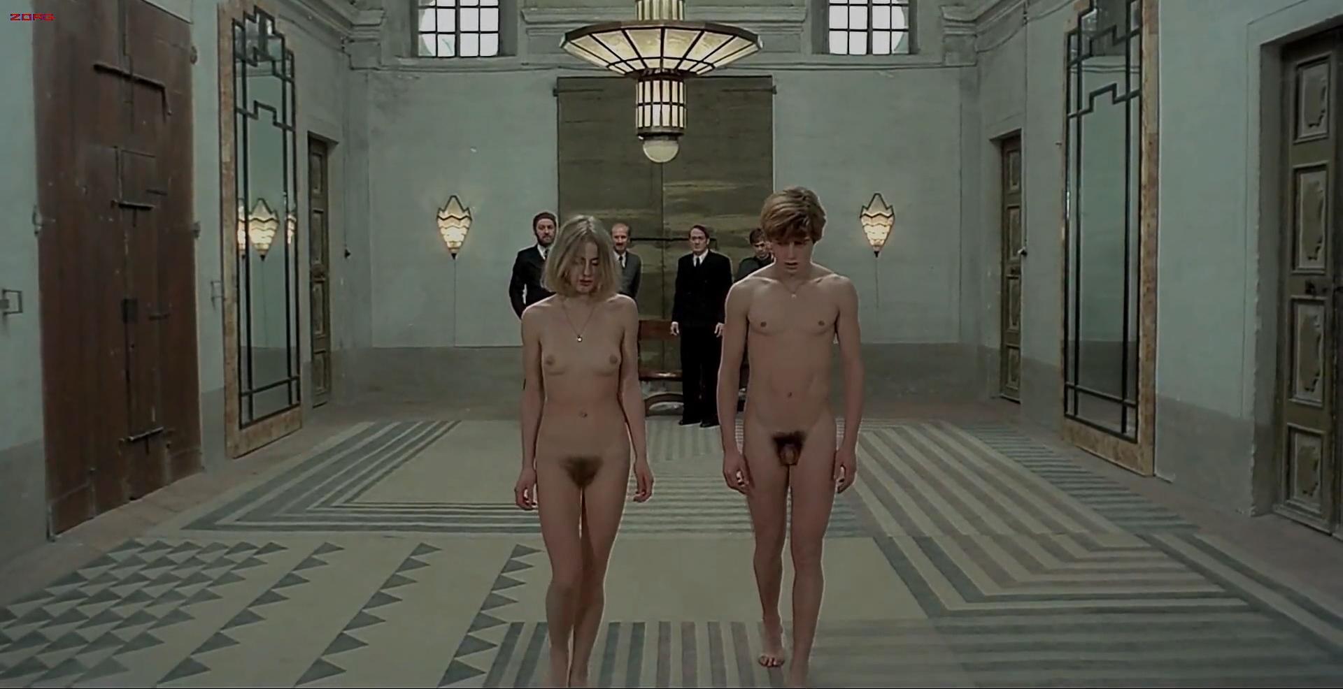 Nude Female Full Front Back