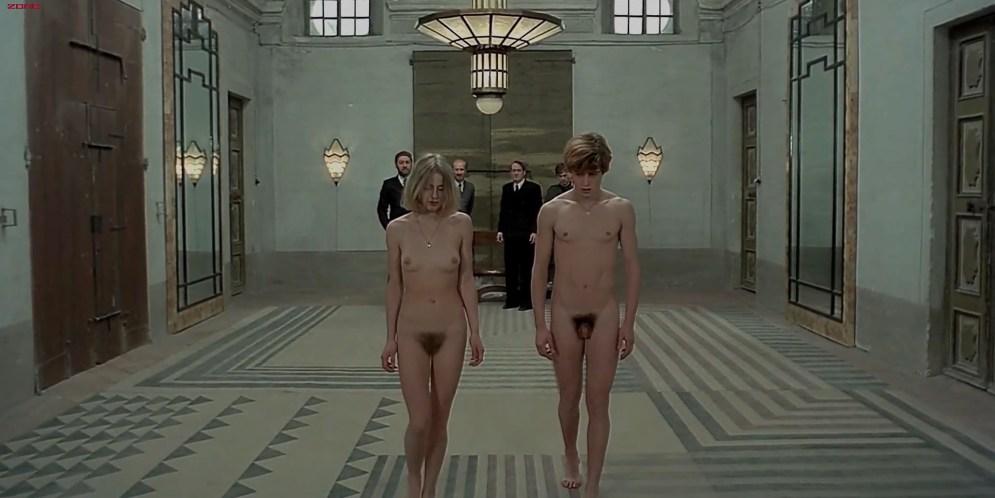 Renata Moar nude full frontal - Salo - 120 Days of Sodom (1975) hd1080p (12)