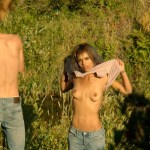 Zoe Kravitz nude topless some sex too – The Road Within (2014) WEB-DL hd1080p
