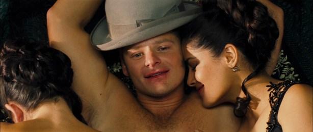Penélope Cruz hot see through and Salma Hayek hot cleavage - Bandidas (2006) hd1080p (30)