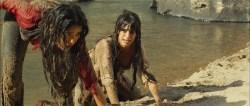 Penélope Cruz hot see through and Salma Hayek hot cleavage - Bandidas (2006) hd1080p (22)