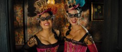Penélope Cruz hot see through and Salma Hayek hot cleavage - Bandidas (2006) hd1080p (21)