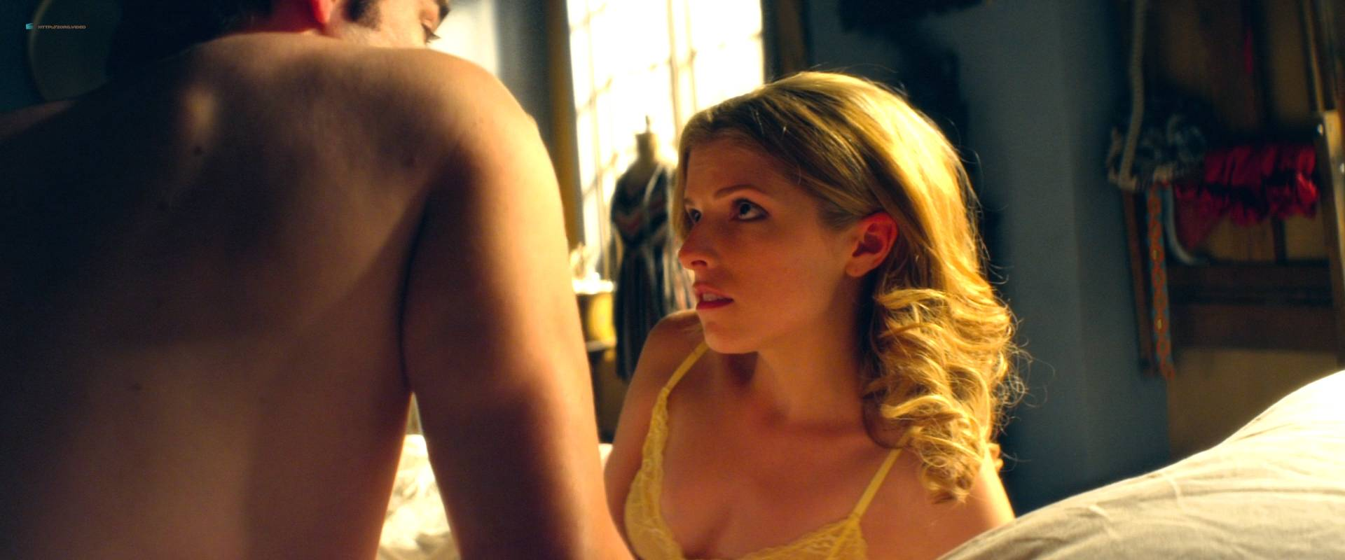 Anna Kendrick Hot In Lingerie And Some Mild Sex - The Last -2421