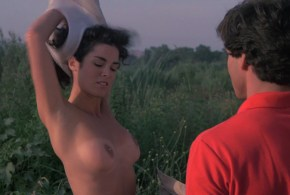 Betsy Russell nude topless Kristi Somers nude bush and others nude  – Tomboy (1985) hd1080p