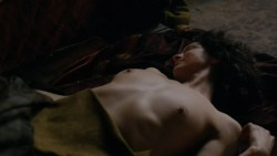 Caitriona Balfe nude topless and sex - Outlander (2015) s01e09 hd1080p (11)