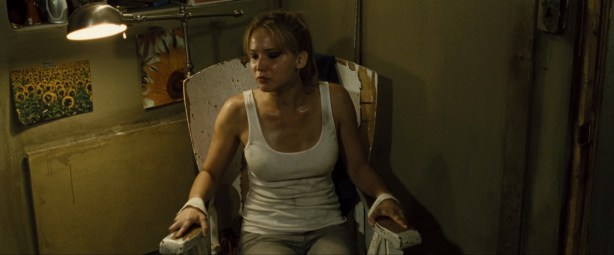 Jennifer Lawrence hot cleavage and sexy and Elisabeth Shue hot lingerie - House At The End Of The Street (2012) hd1080p (2)