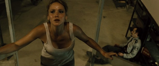 Jennifer Lawrence hot cleavage and sexy and Elisabeth Shue hot lingerie - House At The End Of The Street (2012) hd1080p (3)