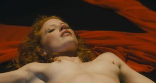 Jessica Chastain nude topless and very hot - Salome (2013) HD 1080p Web (8)