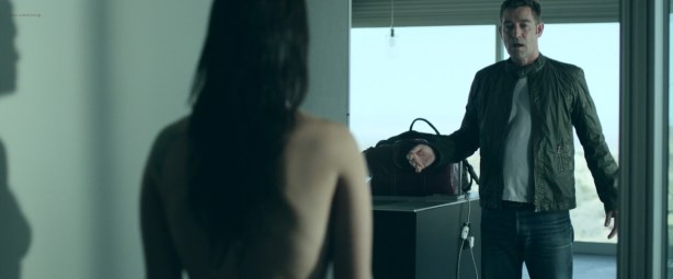 Kate French hot nude but covered - Echoes (2014) WEB-DL hd720p (7)