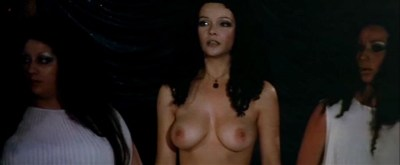 Laura Antonelli nude topless and nude bare butt - Il merlo maschio (IT-1971) (14)