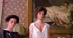 Laura Antonelli nude topless and nude butt and bush - Mio Dio Come Sono Caduta In Basso (IT-1974) (6)