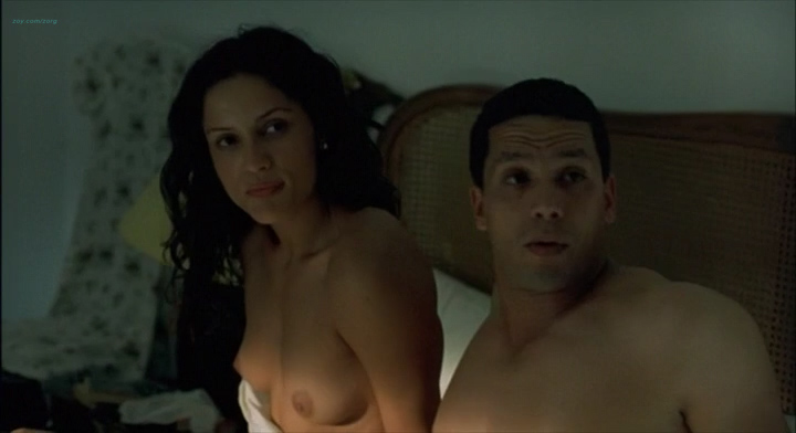 Leonor Varela nude topless and nude butt - Pass is Grave (FR-2003) (7)