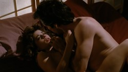 Linda Hamilton nude topless and sex - Black Moon Rising (1986) hd1080p (6)