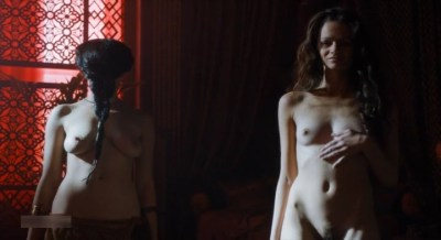 Natalie Dormer hot nipple & others nude full frontal - Game Of Thrones (2015) s5e3 hd720p (13)