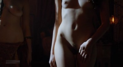 Natalie Dormer hot nipple & others nude full frontal - Game Of Thrones (2015) s5e3 hd720p (22)