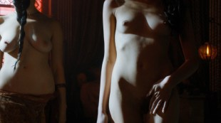 Natalie Dormer hot nipple & others nude full frontal - Game Of Thrones (2015) s5e3 hd720p