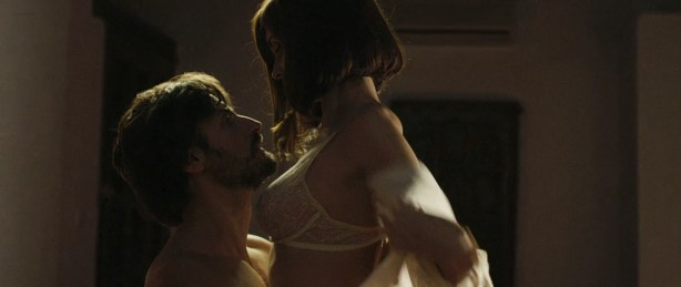Paz Vega nude topless and sex Pilar Mayo nude bush and others nude - La ignorancia de la sangre (ES-2014) hd1080p (3)