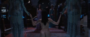 Tuppence Middleton nude butt and Vanessa Kirby not nude hot in lingerie - Jupiter Ascending (2015) hd1080p (1)