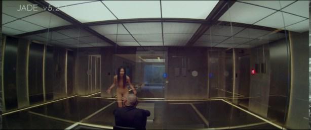Alicia Vikander nude full frontal Sonoya Mizuno nude bush and others nude - Ex Machina (2015) hd1080p (9)