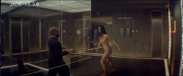 Alicia Vikander nude full frontal Sonoya Mizuno nude bush and others nude - Ex Machina (2015) hd1080p (8)